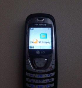 Телефон LG (2)