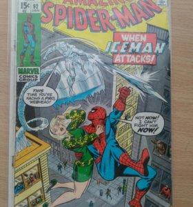 The Amazing Spider-Man №92