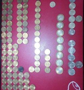Монеты 10 юбилейные