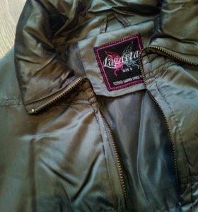 Куртка на девочку или на 42р
