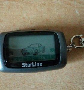 Брелок сигнализации Starline A9 Tomahawk tw 9010
