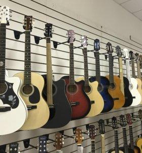 Акустические, классические гитары , укулеле