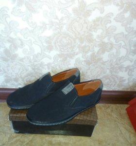 Туфли детские мужские