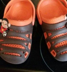 Обувь летняя обмен