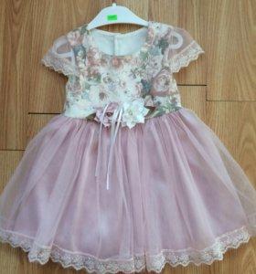 Продаю платье для маленькой леди)))