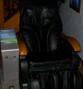 Продам массажные кресла вместе с местом