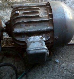Электродвигатель на 380В