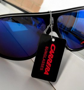 Солнцезащитные очки Carrera (Зеркальные)
