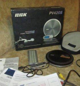 Аудио/видео плеер BBK PV420S