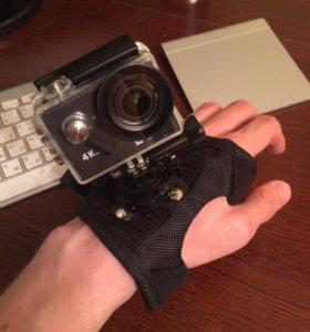 Крепление на запястье для экшн камеры GoPro, Eken