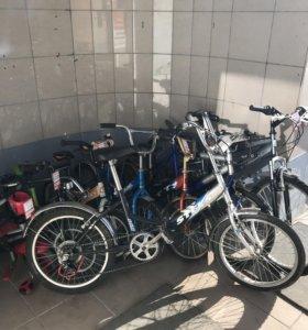 Велосипеды б/у по хорошей цене