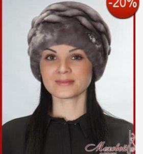 шапка мутон Шелли