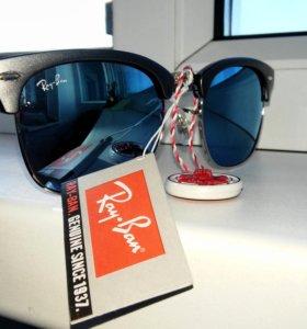 Солнцезащитные очки Ray-Ban (Броулайнеры)