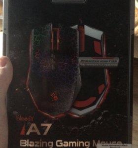 Игровая мышь bloody a7