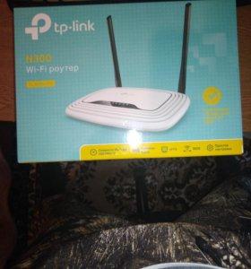 Wi-Fi роутер [TL-WR841N]