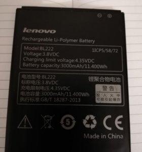 Батарейка от телефона Леново S660
