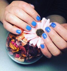 Курсы по ногтям