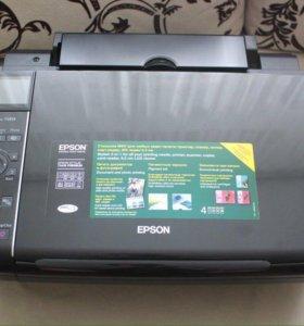 Принтер, сканер, копир Epson Stylus TX419