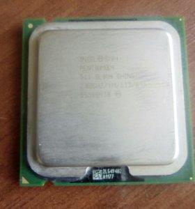 Проц Pentium 4 2800 GHz