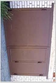 Распашные ворота металлические.Доставка