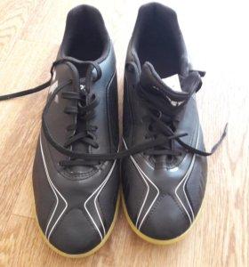 Футзалки. Футбольная обувь