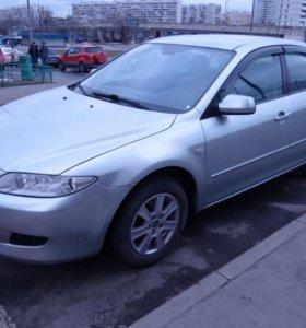 Mazda 6, I (GG) 1.8 MT (120 л.с.)