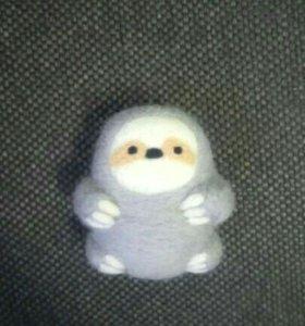 Ленивец - игрушка