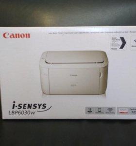 Экономичный принтер Canon LBP6030w