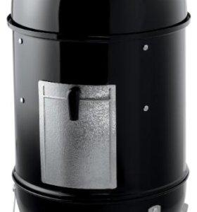 Новый гриль Weber Smokey Mountain Cooker 47 см