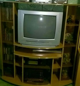 Телевизор с ТВ-тумбой!