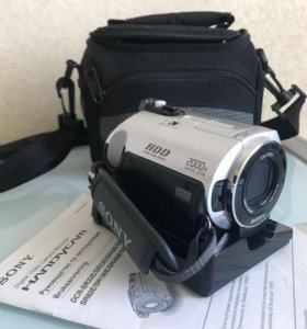 Видеокамера SONY DCR-SR42 HDD