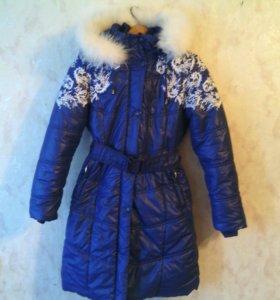 куртка зимняя