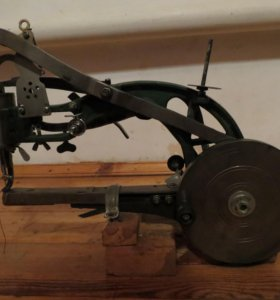 Обувная швейная машинка