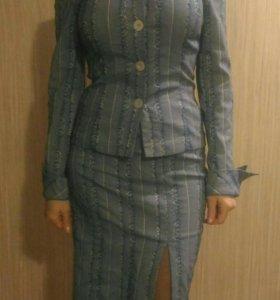 Костюм с юбкой Mary Stone