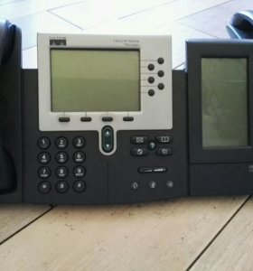 IP телефон cisco 7960