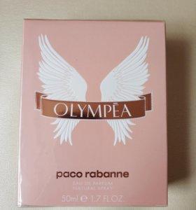 Paco Rabanne Olympea 50 новые оригинал