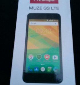 Телефон Prestiqio MUZE G3 LTE