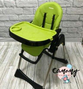 Новый стульчик для кормления из эко-кожи Baoneo