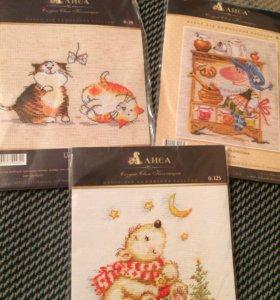 Наборы для вышивания «Алиса»