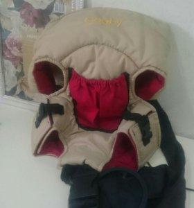 Рюкзак, сумкa-кенгуру для малыша