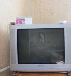 """телевизор """"Elenberg""""."""