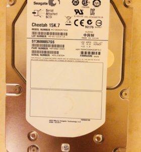 Жёсткий диск для сервера Seagate Cheetah 15K.7 600