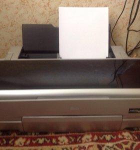 Принтер Epson R2400 с пзк