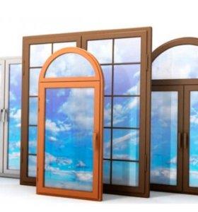 Окна,двери,лоджии