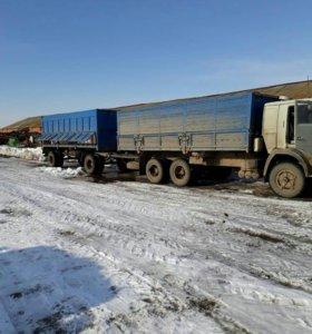 Грузоперевозки Зерновоз