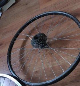 колеса на велосипед 24 дюйма