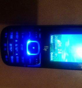 Телефон fly 2 sim