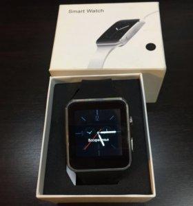 Новые смарт Часы - телефон IPS HD