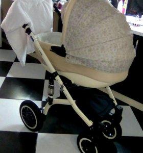 Детская коляска марки Adamex Lara 2 в 1