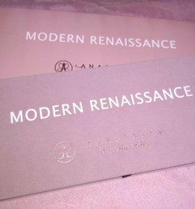 Тени Modern Renaissance от Anastasia